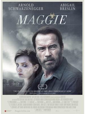 affiche du film Maggie