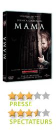 Mamá d'Andres Muschietti - En DVD, Blu-Ray et VOD