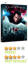 Man of Steel de Zack Snyder - En DVD, Blu-Ray et VOD