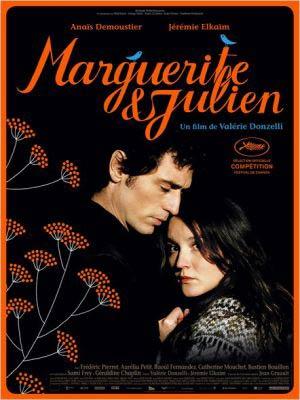 affiche du film Marguerite et Julien
