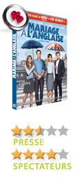 Mariage à l'anglaise de Dan Mazer - En DVD, Blu-Ray et VOD