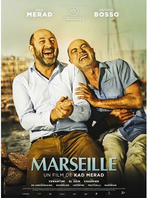 affiche du film Marseilles