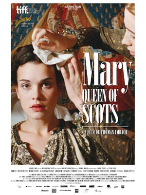 affiche du film Mary queen of scots