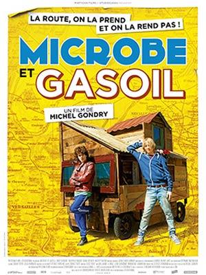 affiche du film Microbe et Gasoil