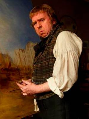 affiche du film Mr Turner