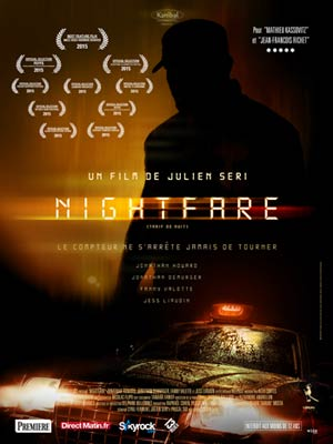 affiche du film Night Fare
