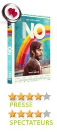 No de Pablo Larrain - En DVD, Blu-Ray et VOD