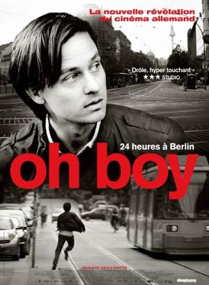 affiche du film Oh Boy