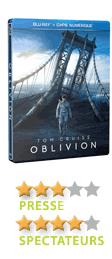 Oblivion en coffret DVD de Joseph Kosinski - En DVD, Blu-Ray et VOD