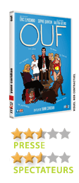 Ouf de Yann Coridian - En DVD, Blu-Ray et VOD