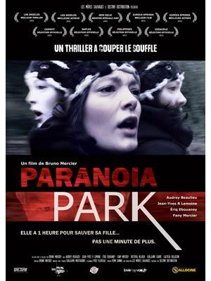 affiche du film Paranoïa Park