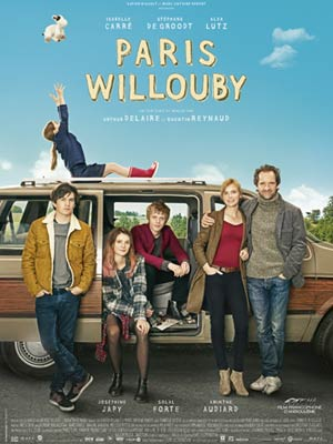 affiche du film Paris Willouby
