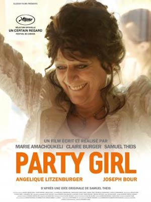 affiche du film Party Girl