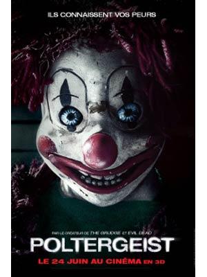 affiche du film Poltergeist