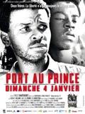 Port au Prince, dimanche 4 janvier