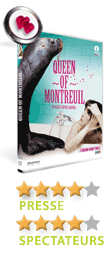 Queen of Montreuil de Solveig Anspach - En DVD, Blu-Ray