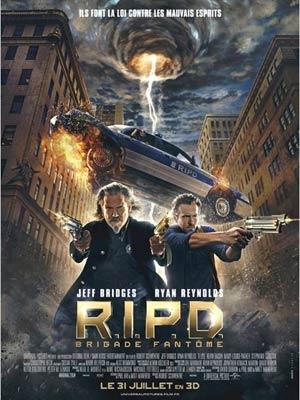 affiche du film R.I.P.D.