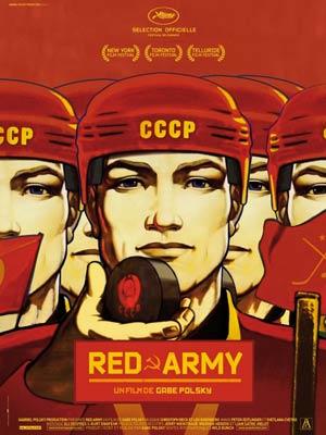 affiche du film Red Army
