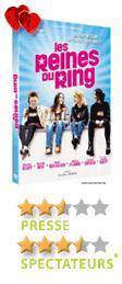 Les Reines du ring de Jean-Marc Rudnicki - En DVD, Blu-Ray et VOD