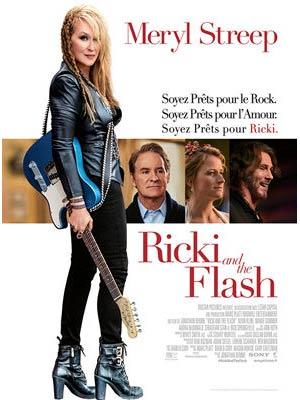 affiche du film Ricki and the Flash