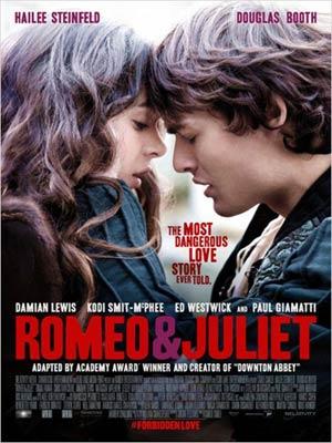 affiche du film Romeo and juliet