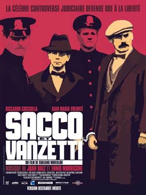 affiche du film Sacco et Vanzetti 1971 (Version restaurée)