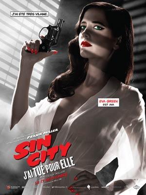 affiche du film Sin City 2