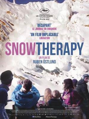 affiche du film Snow Therapy (Turist)