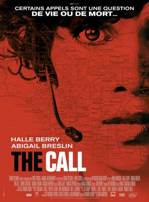 affiche du film The call