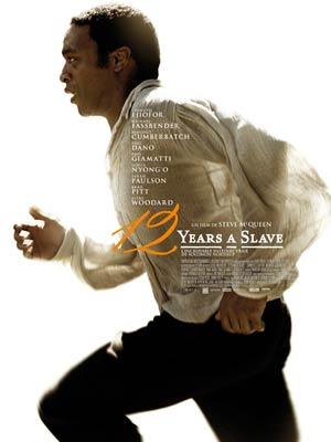 affiche du film 12 Years a Slave
