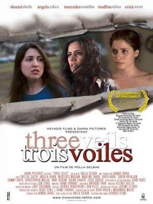 affiche du film Trois Voiles
