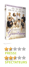 Un Grand Mariage (Big Wedding) de Justin Zackham - En DVD, Blu-Ray