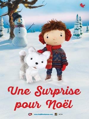 affiche du film Une surprise pour Noel