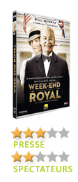 Week-End Royal (Hyde Park On Hudson) de Michell Roger - En DVD, Blu-Ray et VOD