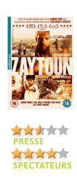 Zaytoun d'Eran Riklis - En DVD, Blu-Ray et VOD