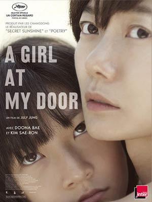 affiche du film A Girl at my Door (Dohee-Ya)