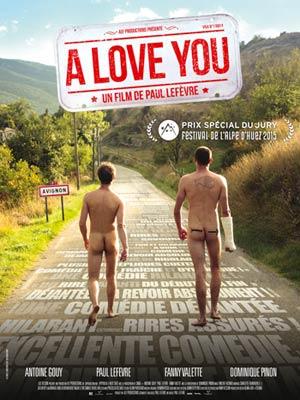 affiche du film A love You