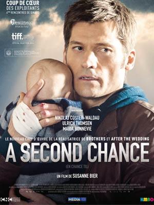affiche du film A second chance