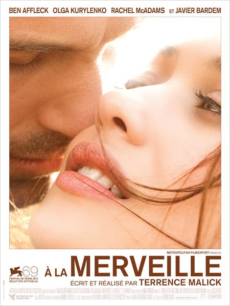 affiche du film A la merveille