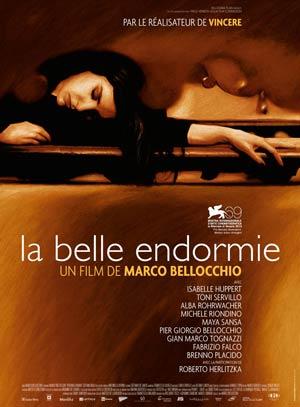 affiche du film La Belle endormie