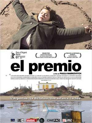 affiche du film El premio