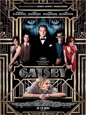 affiche du film Gatsby le Magnifique