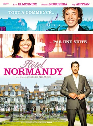 affiche du film Hôtel Normandy