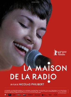 affiche du film La Maison de la radio