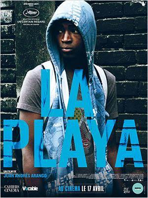 affiche du film La Playa