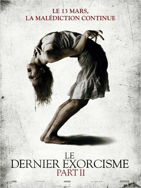 affiche du film Le Dernier exorcisme : Part II