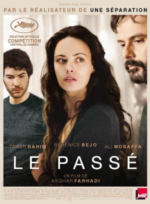 affiche du film Le Passé
