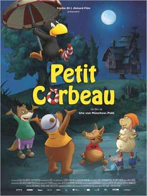 affiche du film Petit Corbeau