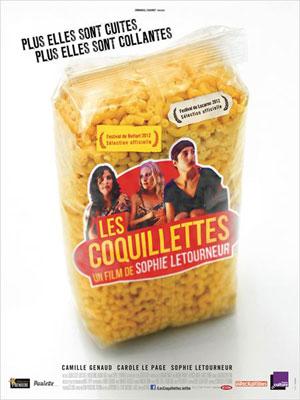 affiche du film Les Coquillettes