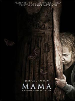 affiche du film Mamá